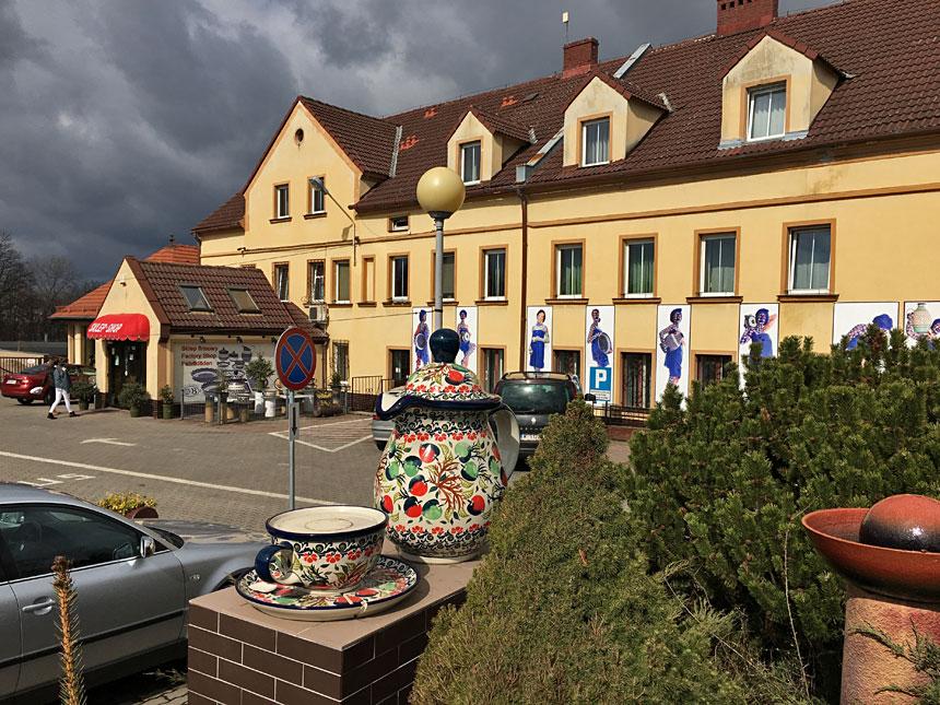 Ceramika Bolesławiec sklep