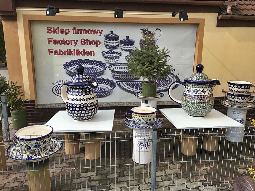 Ceramika z Polski