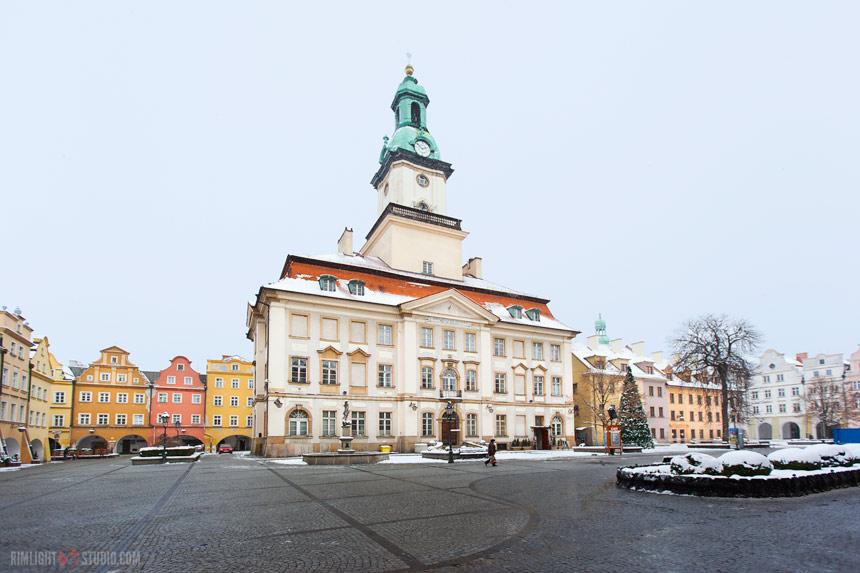 Еленя Гура - ратуша