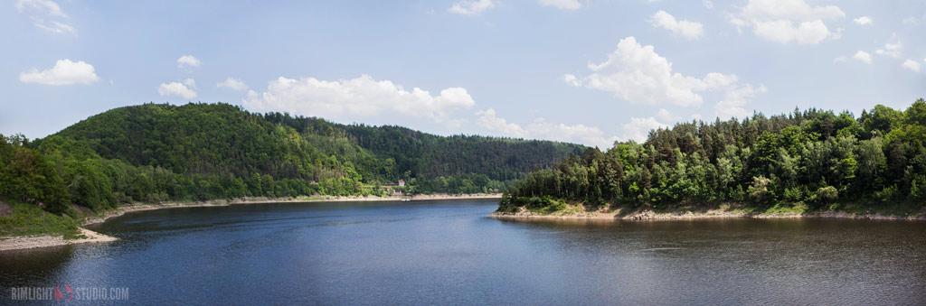 Pilchowice Lake