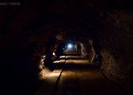 Kopalnia do zwiedzania w Kowarach w Karkonoszach