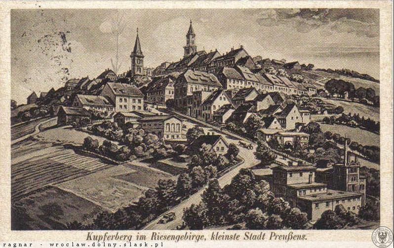 Kupferberg w 1920r.