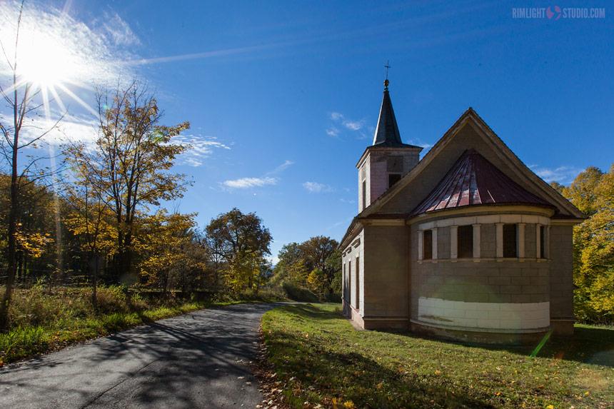 Miedzianka - kościół