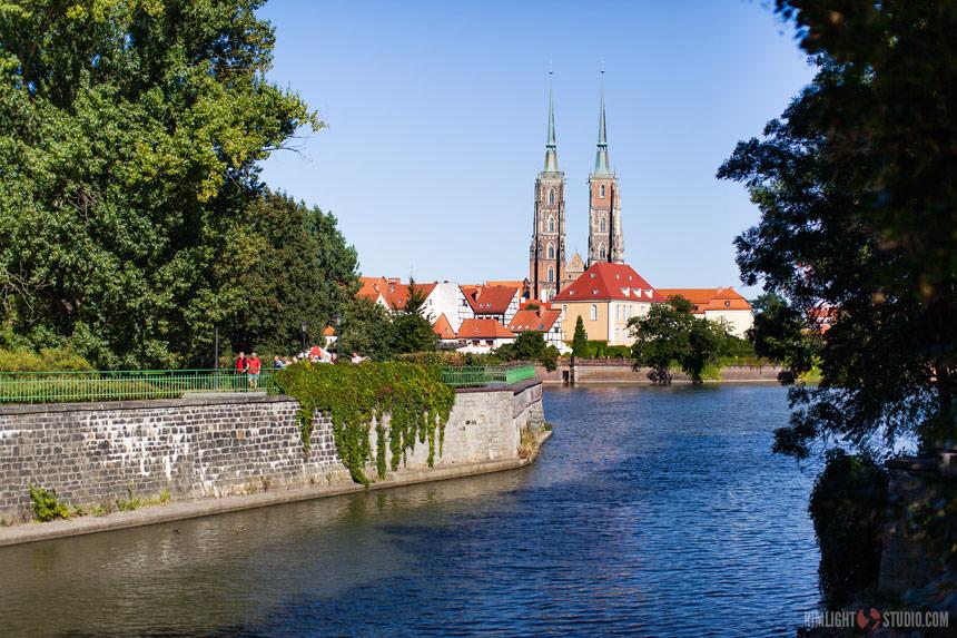 Wrocław - zwiedzanie miasta
