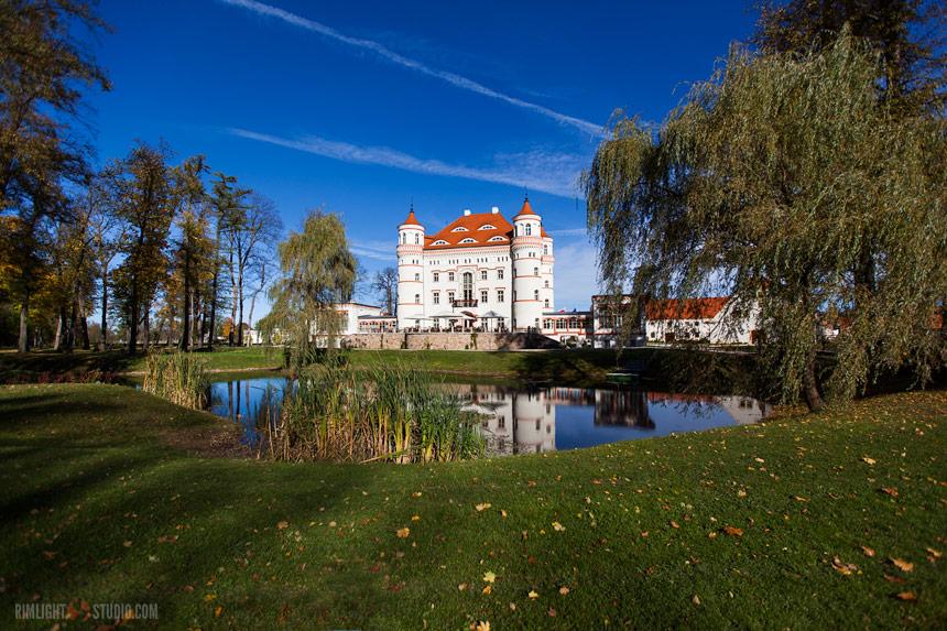 Wojanow Palace