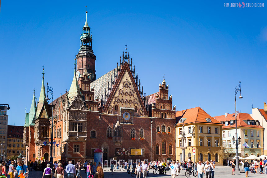 Attractions of Wroclaw