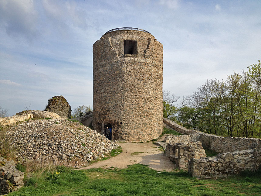 Burg Lenno / Lehnhaus