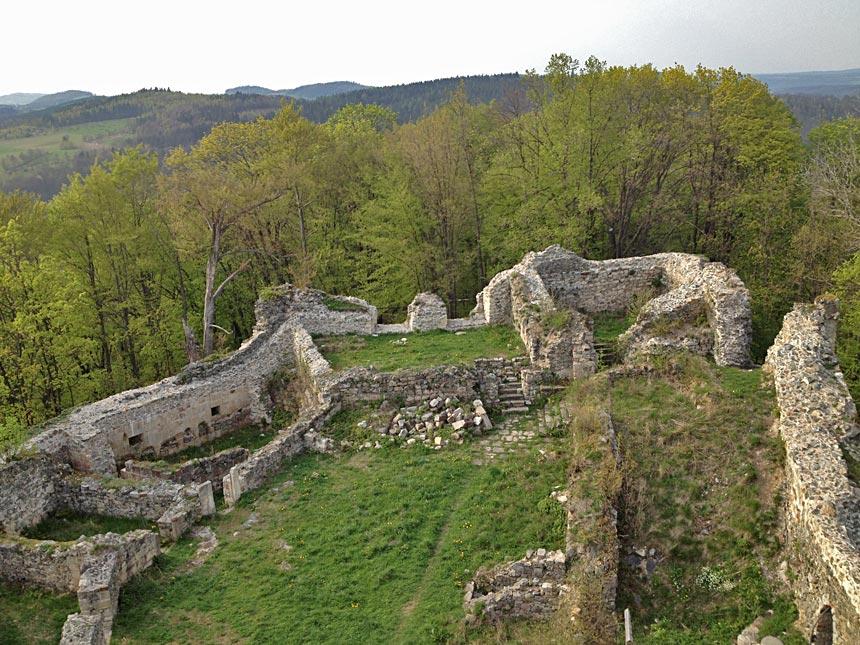 Ruiny Zamku Lenno