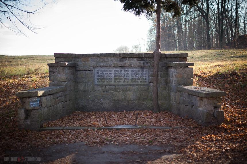 Świny - pomnik ofiar wojen