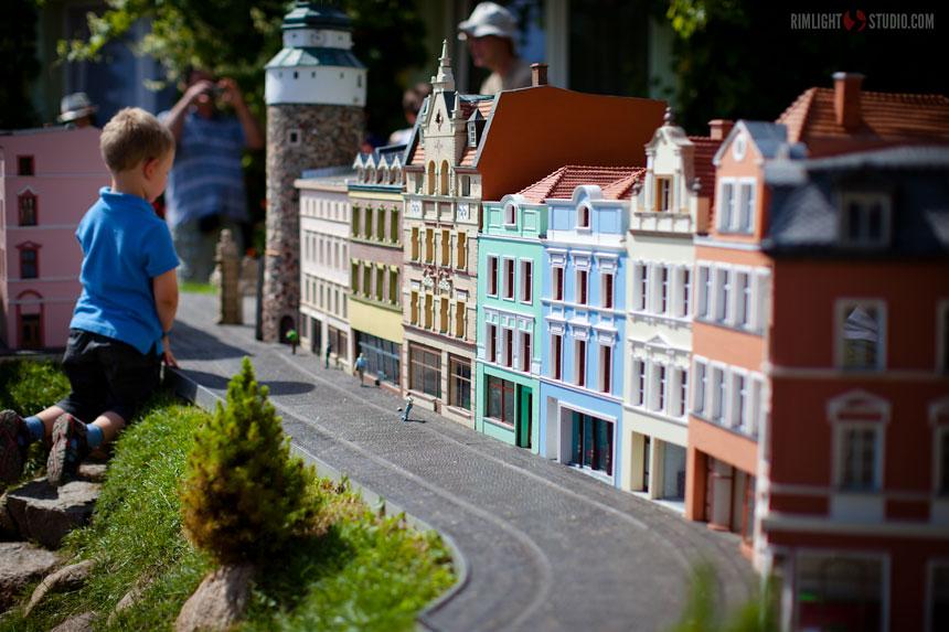 Muzeum z miniaturami zabytków w Kowarach koło Jeleniej Góry