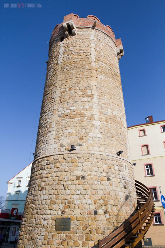 Smith's Tower Zlotoryja Poland