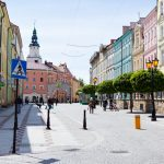 Złotoryja - Rynek Starego Miasta
