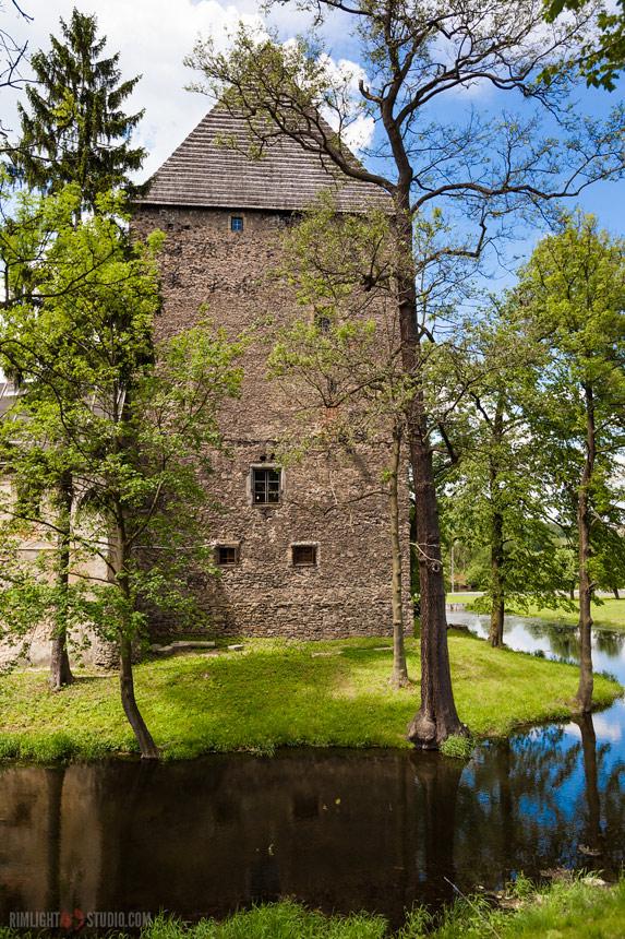 Wieża rycerska w Siedlęcinie
