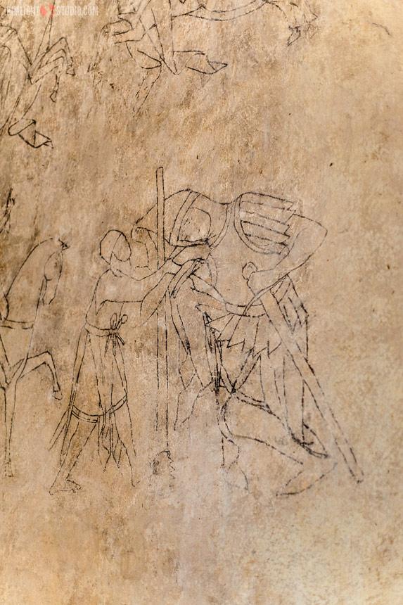 Freski średniowieczne