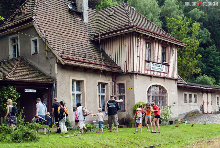 Stacja Nielestno