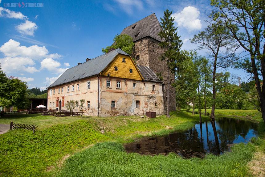 Średniowieczna wieża