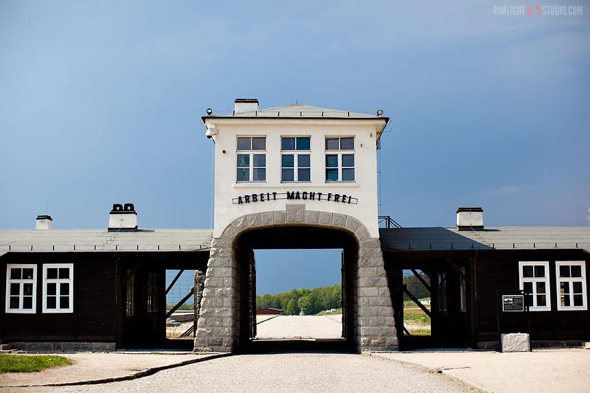 Бывший концентрационный лагерь Гросс-Розен