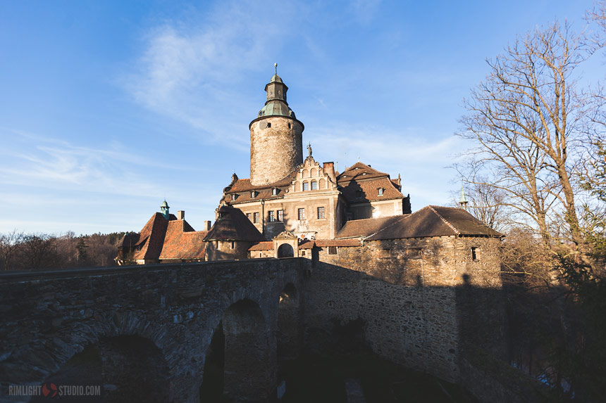 Zamek Czocha Schloß Tschocha