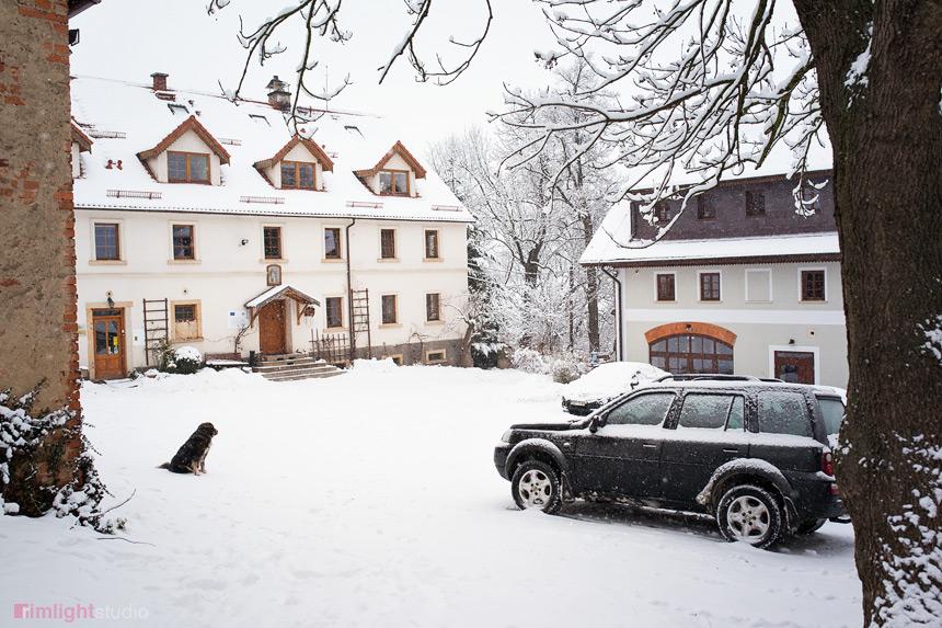 Parking w Villi Greta