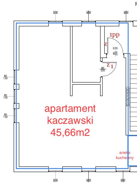 Apartament kaczawski
