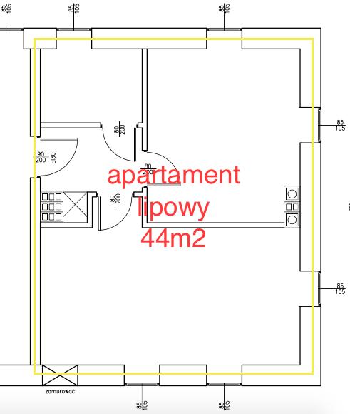 Липовый апартамент в Доме Арнольда