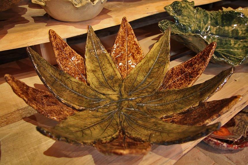Керамический лист