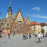 Dolny Śląsk - stolica Wrocław