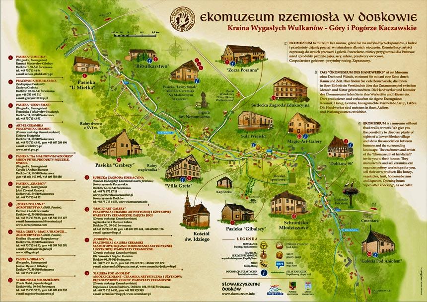 Студийный визит в Экомузее Добкова