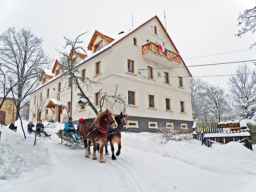 Winterurlaub in Polen