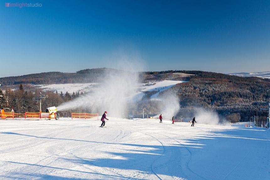 Gdzie na narty w Karkonoszach i okolicy