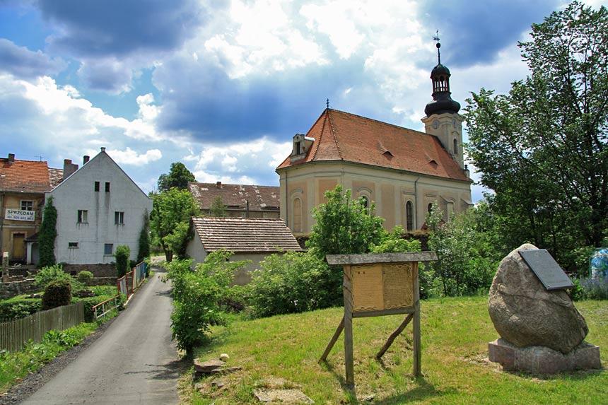 Kościół w Dobkowie