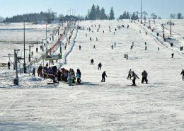 Łysa Góra - stok narciarski