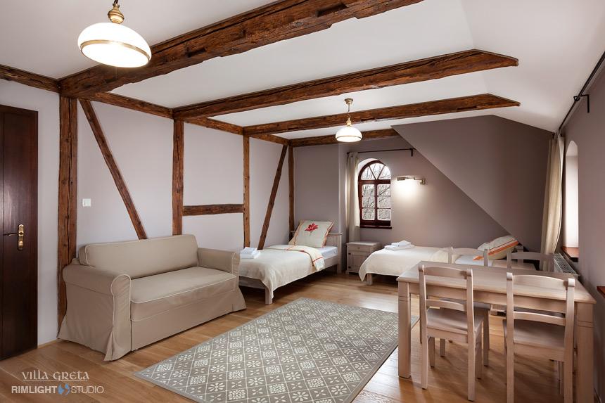 Apartament w polskich górach