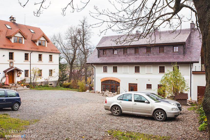 Villa Greta i Dom Arnolda
