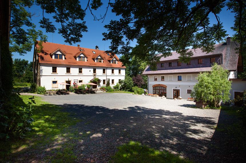 Cosy hotel in Poland
