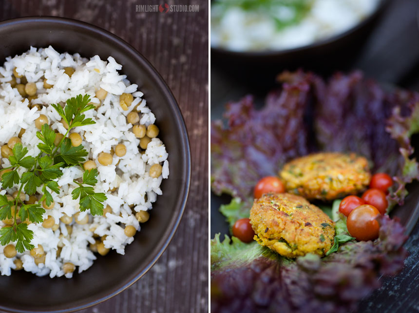 Posiłki wegetariańskie agroturystyka