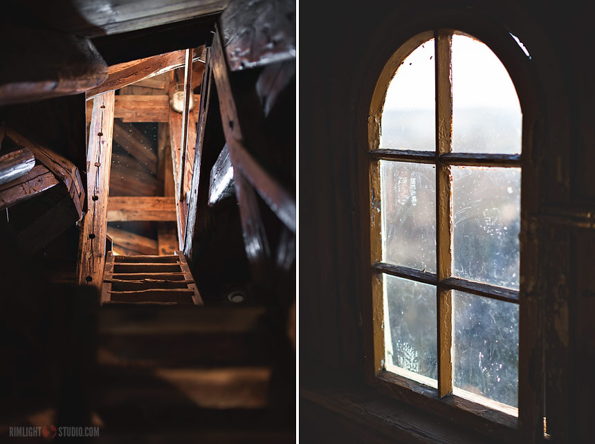Zamek Czocha - zabytkowe wnętrza.