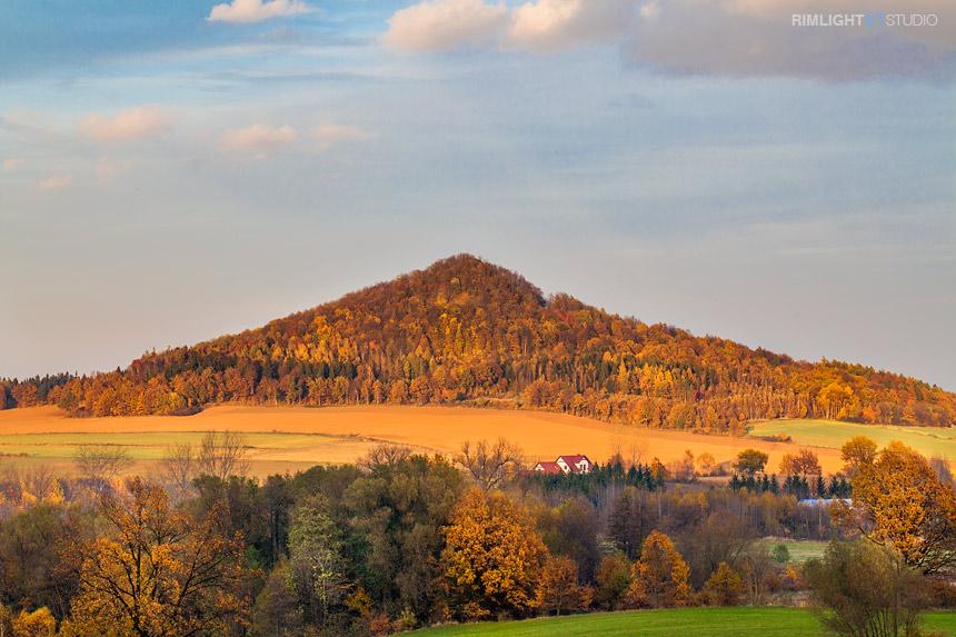 Остшица - потухший вулкан в Польше