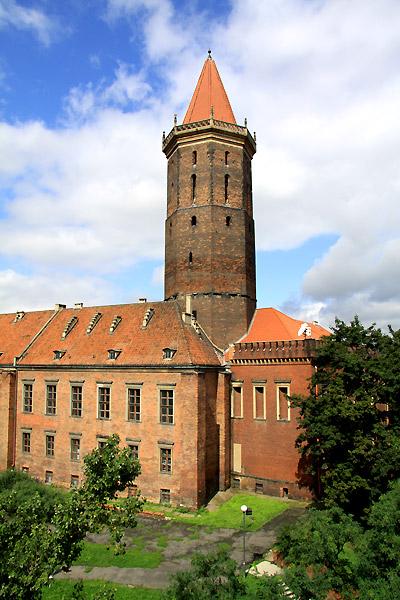 Zamek Piastowski w Legnicy. Atrakcje Legnicy