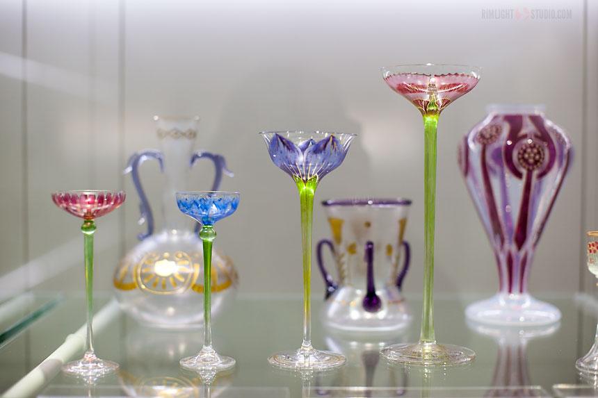 Multimedialne muzeum szkła