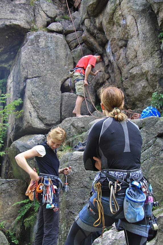 Wspinaczka skałkowa w Polsce