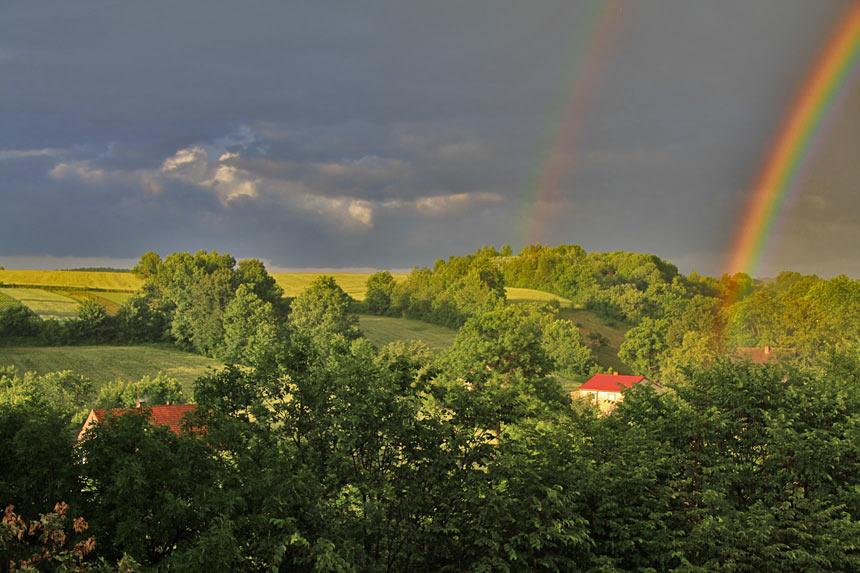 Sommer in Polen