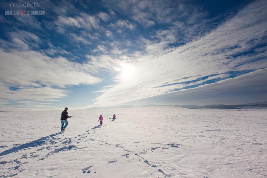 Ferie zimowe w polskich górach
