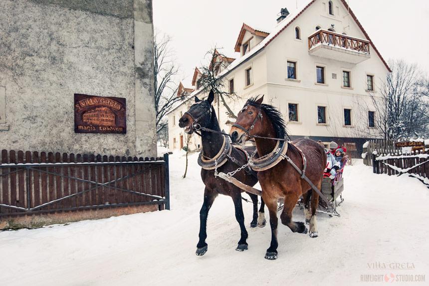 Kulig Dolny Śląsk