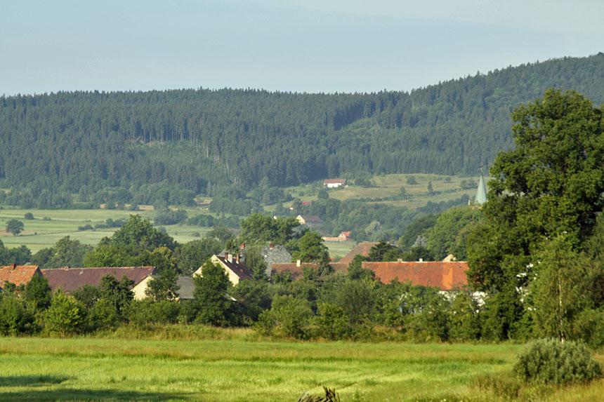 Hohen-Liebental / Lubiechowa
