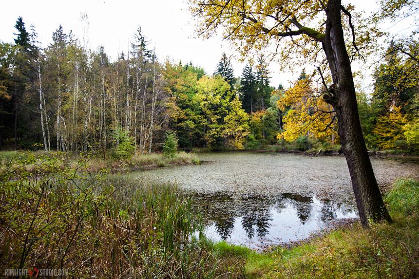 Der Landschaftspark Chełmy