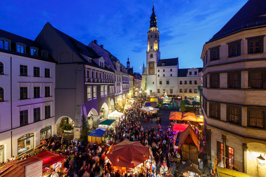 Altstadtfest w Görlitz