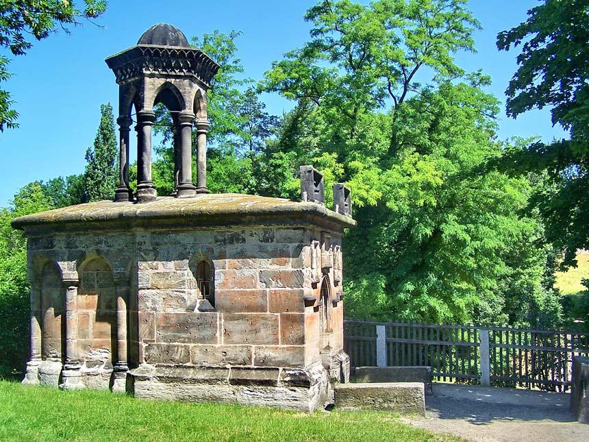 Holy Grave in Goerlitz