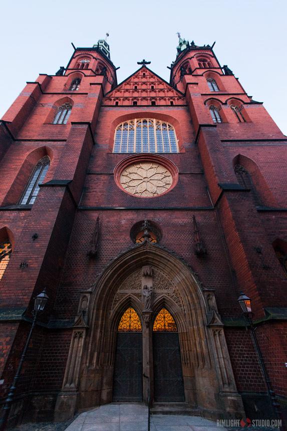 Кафедральный собор в Легнице