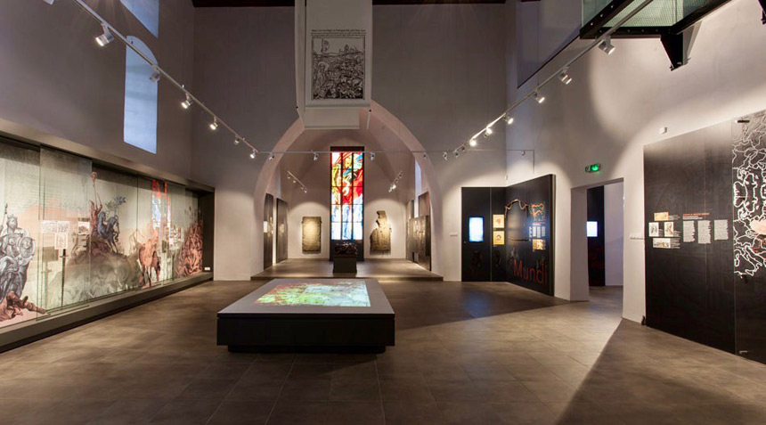 Интерактивный музей Битвы под Легницей